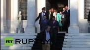Гърция: Директорът на Gazprom Miller се среща с гръцкия министър на енергетиката Lafazanis в Атина