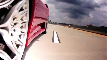Underground Racing F430tt vs Lp570 Superleggera