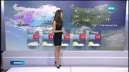 Прогноза за времето (01.04.2015 - обедна)