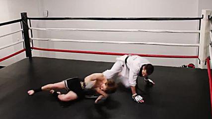 Taekwondo vs Muay Thai Martial Arts Fight Scene Real Contact Hits Film Yonetmen Dovus Stilari Kungfu