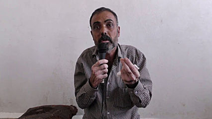 Syria: Displaced Ras al-Ain residents lodge in al-Hasaka school