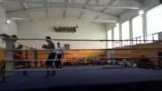 Държавен личен шампионат на мъже по бокс - град Пазарджик, 64 кг. - Част 1