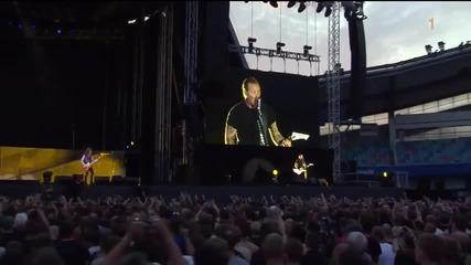 Metallica - The Shortest Straw (live Gothenburg Sweden (2011))