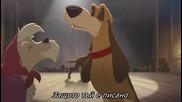 1/3 Лисицата и Хрътката 2: Бг Субтитри (2006) The Fox and the Hound 2 * Walt Disney *