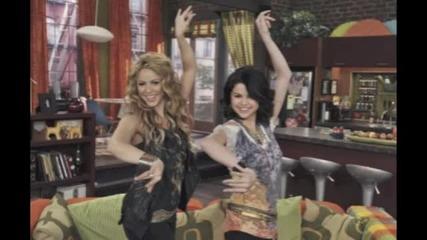 Gypsy - Shakira & Selena Gomez
