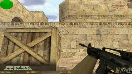Counter Strike 1.6 # incr!bbleon. Ace 2 !
