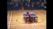 Нелеп Тенис На Маса
