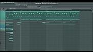 Fl Studio Trap remix Hardwell & W&w feat. Fatman Scoop - Don't Stop The Madness
