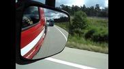 Wakacje w trasie Polska - Niemcy 2011