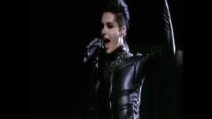 Bg subs! Tokio Hotel - Pain Of Love - Humanoid City Live