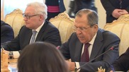 Russia: Lavrov meets Bolivian FM in Moscow