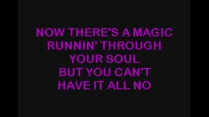 Two Steps Behind - Def Leppard - Karaoke