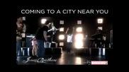 Световното турне на Jonas Brothers! С участието на Деми Ловато и други от Camp Rock! (промо)
