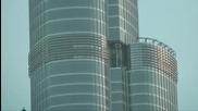 Бурж Дубай - юни 2009 год.