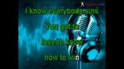 Aerosmith - Dream On (karaoke)