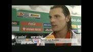 Bundesliga 06/07 Вердер - Байерн 3:1