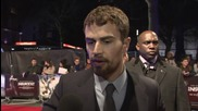 World Premiere of 'Insurgent' With Theo James