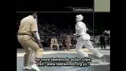 Taekwondo - Wtf Sparing