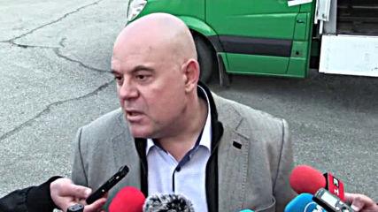 Гешев: Всеки има право да изразява гражданската си позиция
