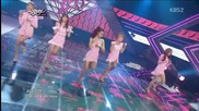 130215 Two X - Ring Ma Bell @ Music Bank