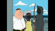 Family Guy s 3 ep 6 - Death Lives New (eng audio)