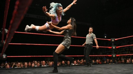 Xia Brookside vs. Jinny: NXT UK, Dec. 12, 2018