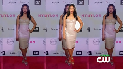 Candice Patton is Heating Up Hollywood!
