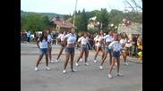Wonders junior - macarena dance