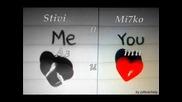 Stivi ft. Mi7ko - Аз и ти