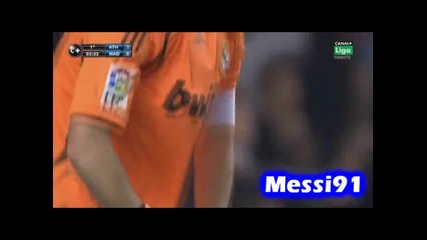 Athletic Bilbao 1 - 0 Real Madrid* Llorente