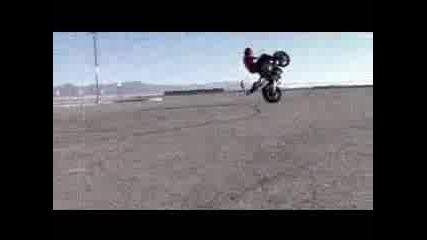 Motorcycle Stunt (e - Dub)