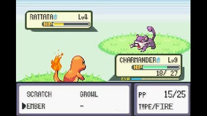 pokemon fire red Ep 2