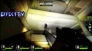 [еп.3] Нека да превъртим Left 4 Dead 2 с Мимо [ Кампания Dead Center / Mall ]