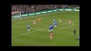 Robin Van Persie all Goals+assists 08/09