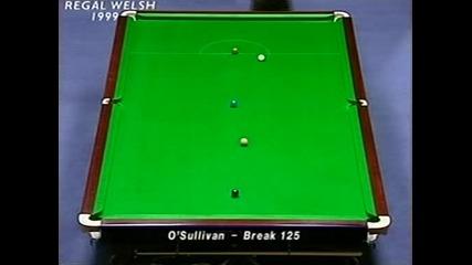 1999.01.29 6.51 Regal Welsh Open (w. James Wattana)