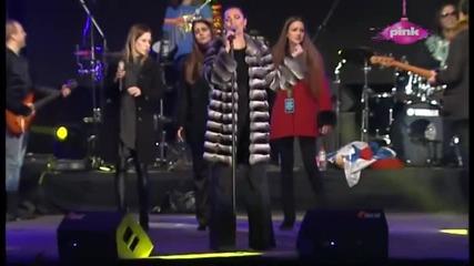 Ceca - Lepi grome moj - (LIVE) - Novi Sad - (Tv Pink 2015)