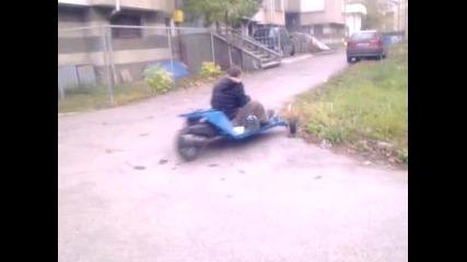 t-rex motorcycle 2012