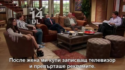 Anger Management - Сезон 1 Епизод 4 + Subs