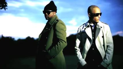 Адската песен! T. I. - No Mercy   Ft. The- Dream ( Official Video) превод & текст  