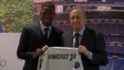 В Реал все още не са наясно с бъдещето на Винисиус
