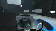 Portal 2 Playthrough ( Част 6 )