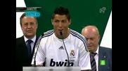 Cristiano Ronaldo - in Real madrid [hq]