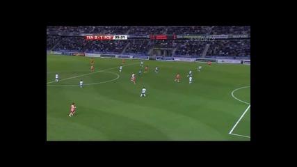 Tenerife - Barcelona 0 - 1 Messi