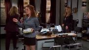 Friends / Приятели - Сезон 4 Епизод 3 - Bg Audio - | Част 1/2 |
