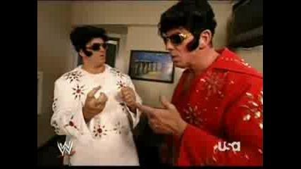 Mcmahons Се Правят На Elvis