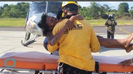 Mother, Child Survive 5 Days in Jungle After Plane Crash
