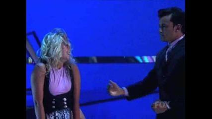 Hip - Hop Emmy Awards — Chelsie & Mark, Bleeding Love(leona Lewis)