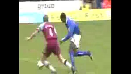 Emile Heskey Scores Against Villa