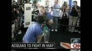 Пакяо ще се бие с Моузли на 7 май