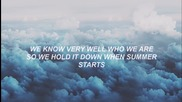 Halsey __ New Americana (official Lyrics)